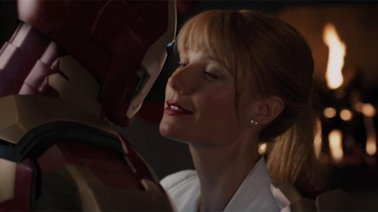 Scene from Iron Man 3