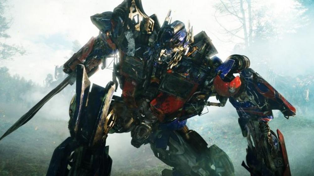 Transformer fight