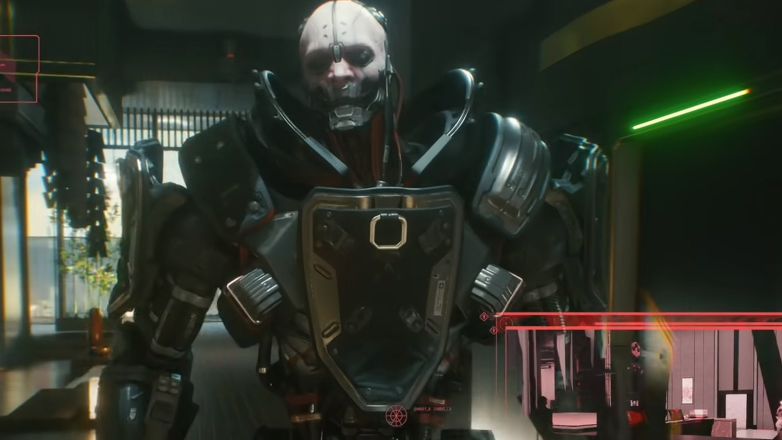 Everything we know about Cyberpunk 2077's Adam Smasher