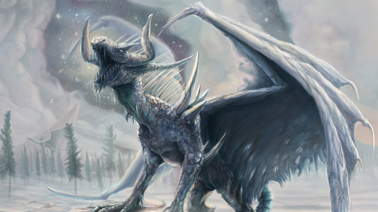 Everything about ice dragons in game of thrones - Images de dragons ...