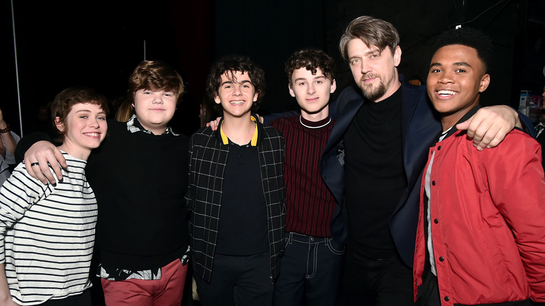 Cast of It Chapter Two
