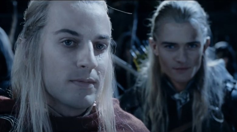 Lord of the Rings elves