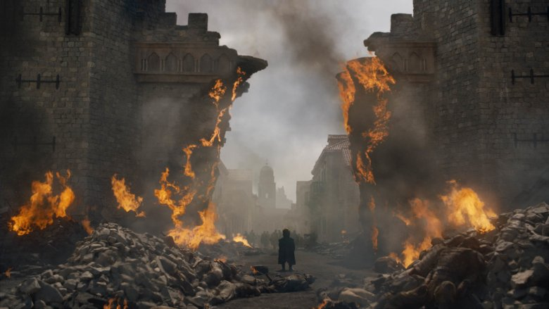 King's Landing is no more