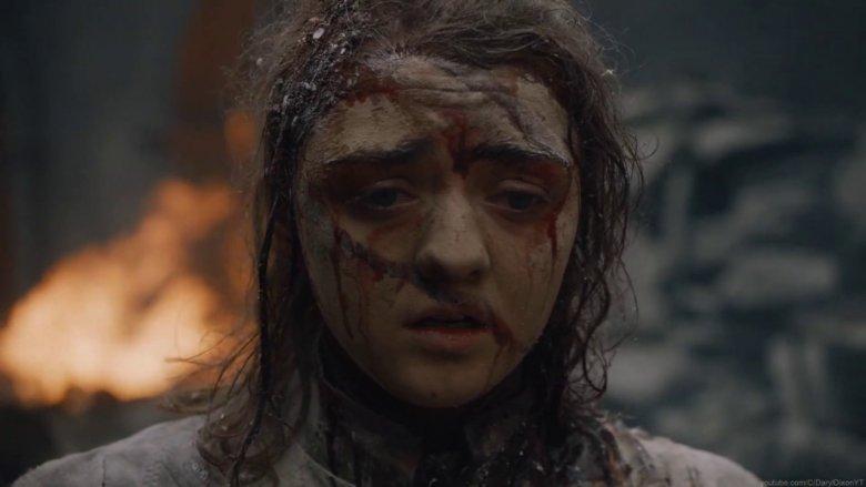 Through Arya's eyes