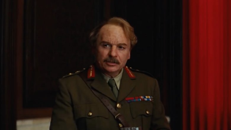 Mike Myers in Inglorious Basterds