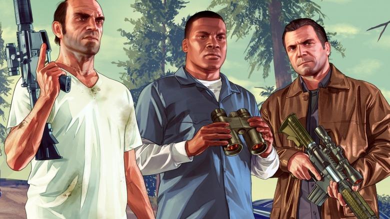 GTA V Mysteries That Make No Sense