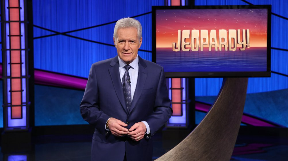 Here's why Alex Trebek never quit filming Jeopardy! while he was sick