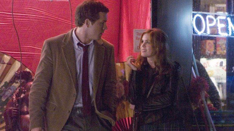 Ryan Reynolds and Isla Fisher in Definitely Maybe