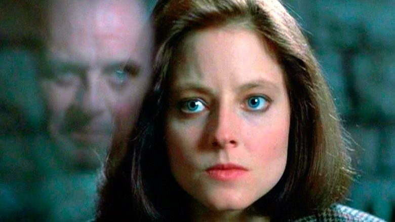 Jodie Foster in The Silence of the Lambs