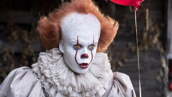 Pennywise from IT would be a great halloween costume