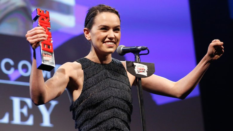 How Daisy Ridley got ripped for The Last Jedi