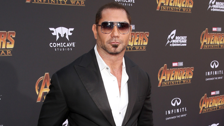 How Dave Bautista transformed into Drax