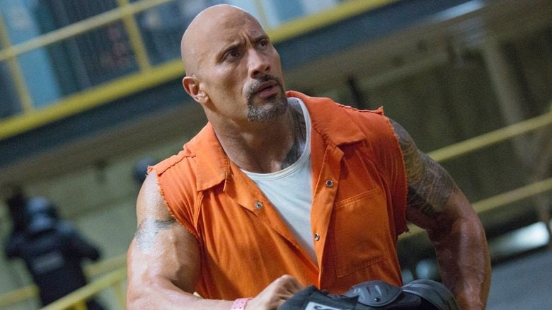 How Dwayne The Rock Johnson got ripped for the Fast and Furious movies