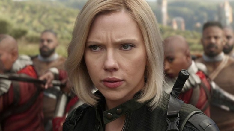 How Scarlett Johansson Got Ripped To Play Black Widow