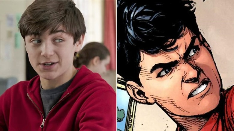 Asher Angel, Billy Batson
