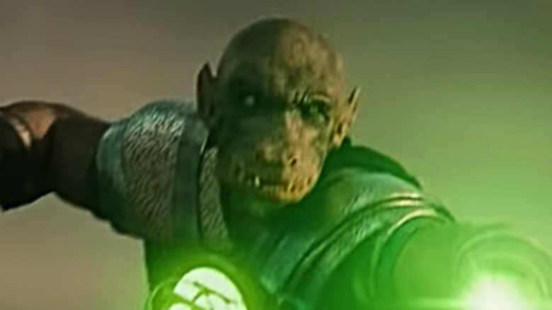 Justice League Snyder Cut: Where Did Yalan Gur's Green Lantern Ring Go?
