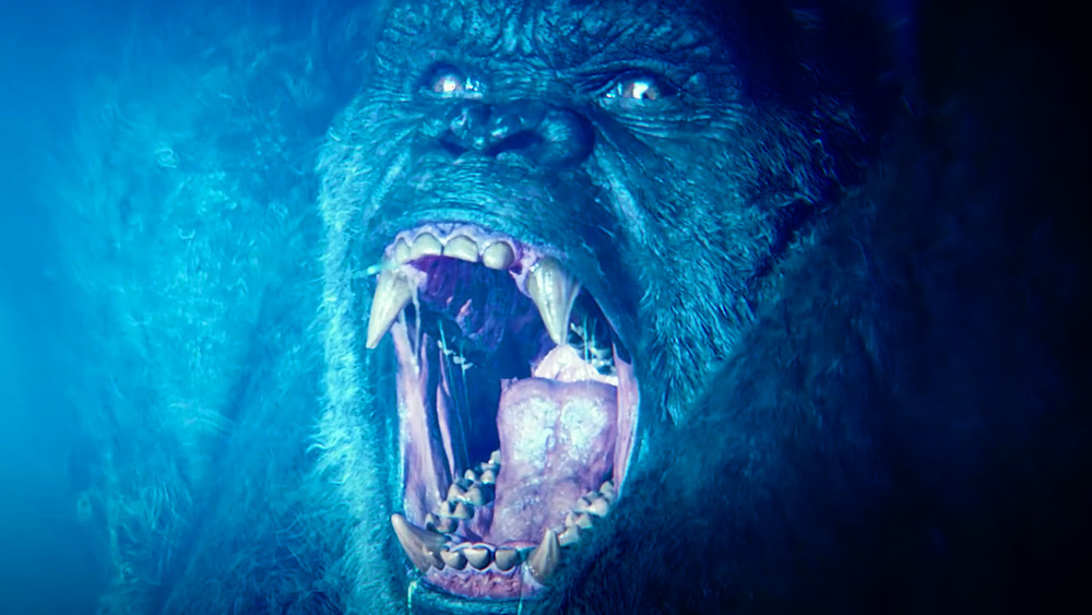 Kong's Had A Major Transformation Since Skull Island