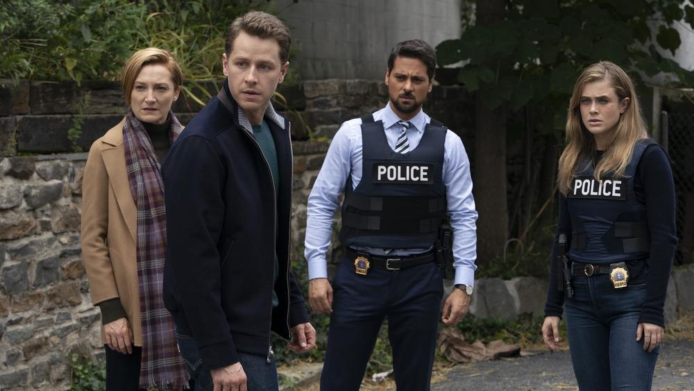 Ben, Michaela, Jared, police looking