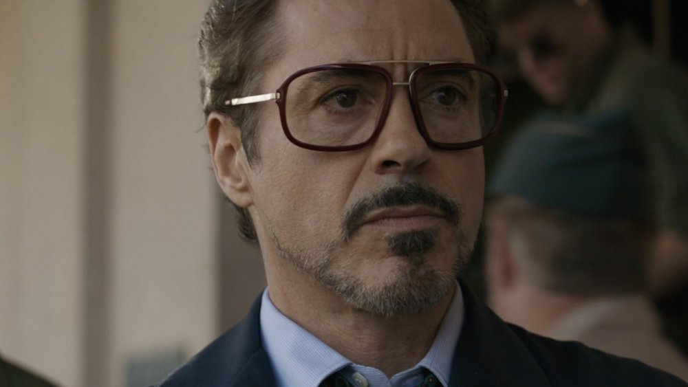 Robert Downey Jr. in Avengers: Endgame