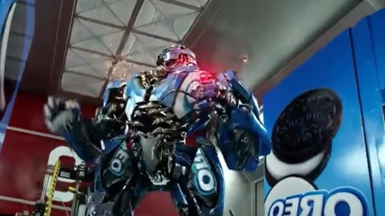 Transformers 2 the movie