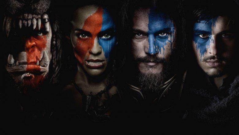 Warcraft poster art