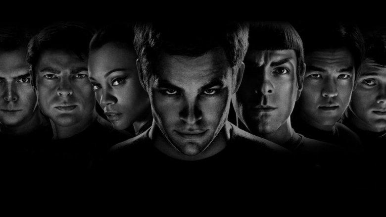 Star Trek poster art