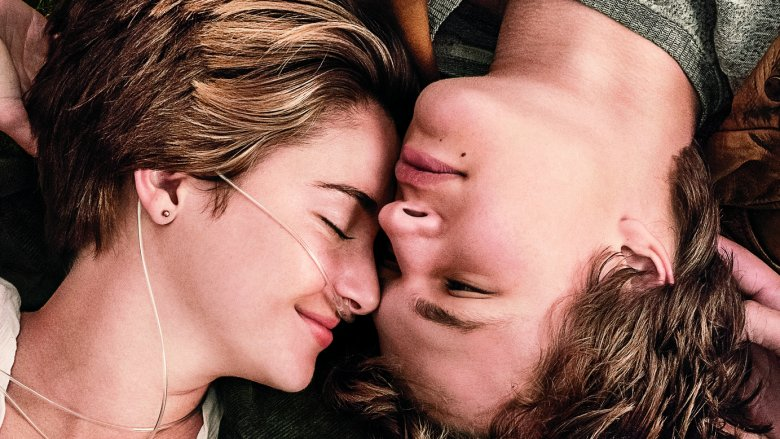 The Fault in Our Stars poster art