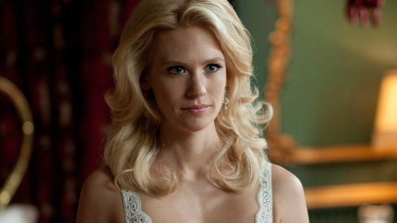 January Jones Emma Frost X-Men: First Class