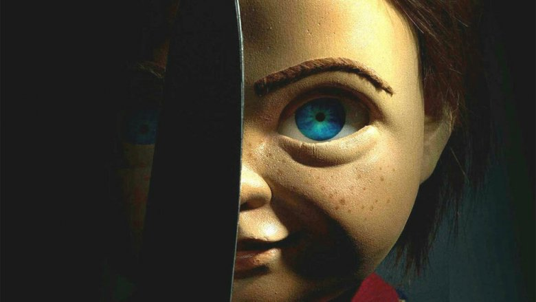 Child's Play remake poster Chucky