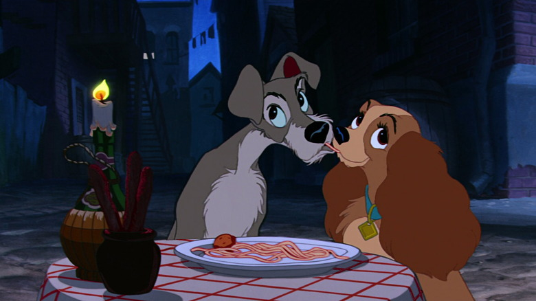 Lady and the Tramp in Lady and the Tramp