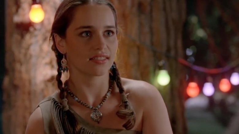 Emilia Clarke, Triassic Attack (2010)