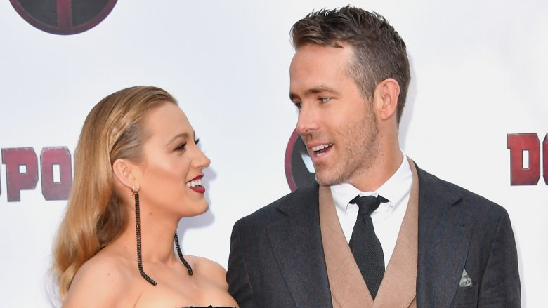 Ryan Reynolds got his loved ones in on the marketing