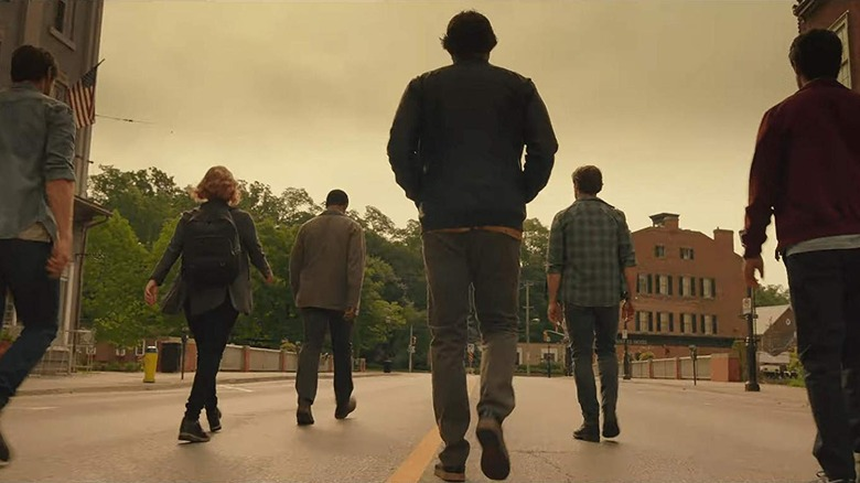 Losers Club walking
