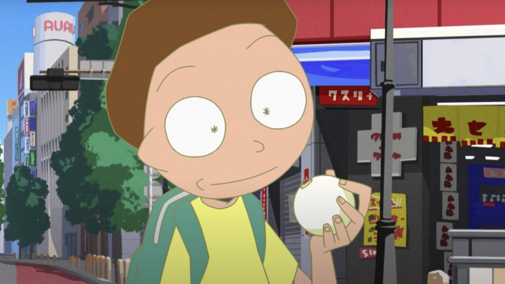 Rick and Morty meets anime in an amazing new short thumbnail