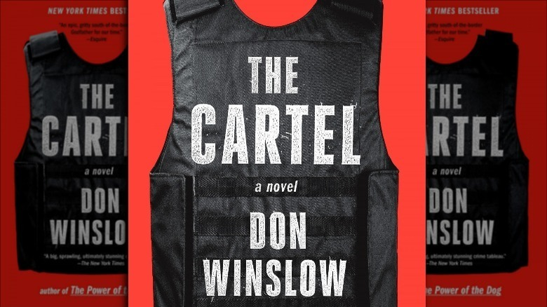 The cover of The Cartel