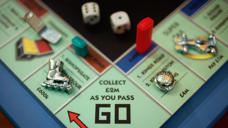 The board game Monopoly