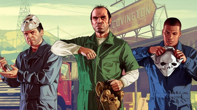 Rules every Grand Theft Auto game has to follow