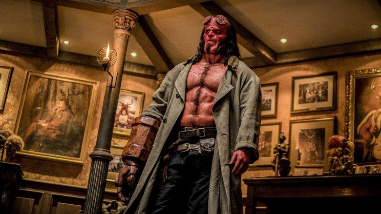 Hellboy in the Osiris Club