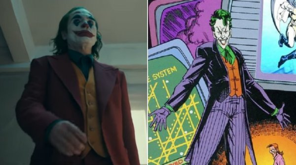 Small Details You Missed In The Joker Trailer