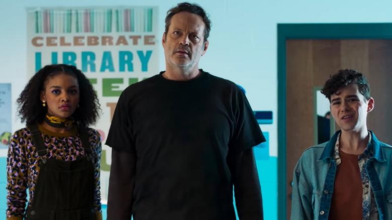 Stephen King declares Vince Vaughn must win an Oscar for 2020 horror movie