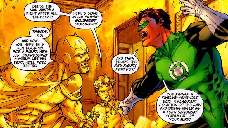 Batman vs poison ivy - 1 part 5