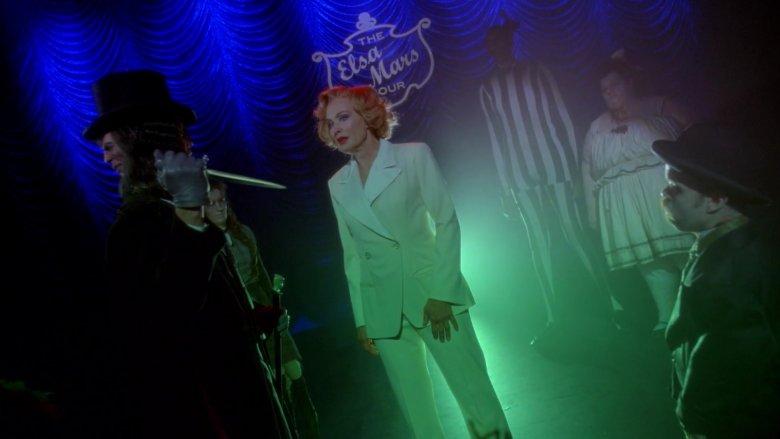 Jessica Lange in Freak Show.