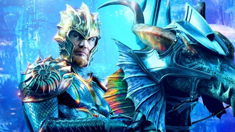Dolph Lundgren in Aquaman