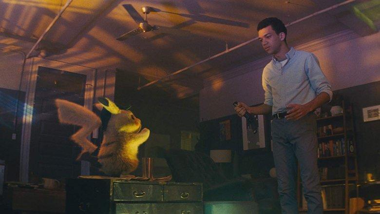 Pikachu and Tim