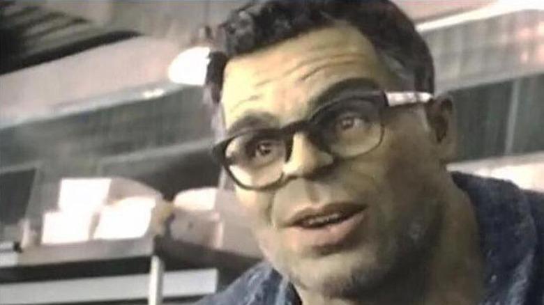 The Hulk in Avengers: Endgame