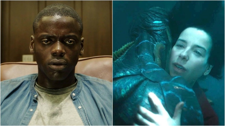 Get Out (lost to The Shape of Water)