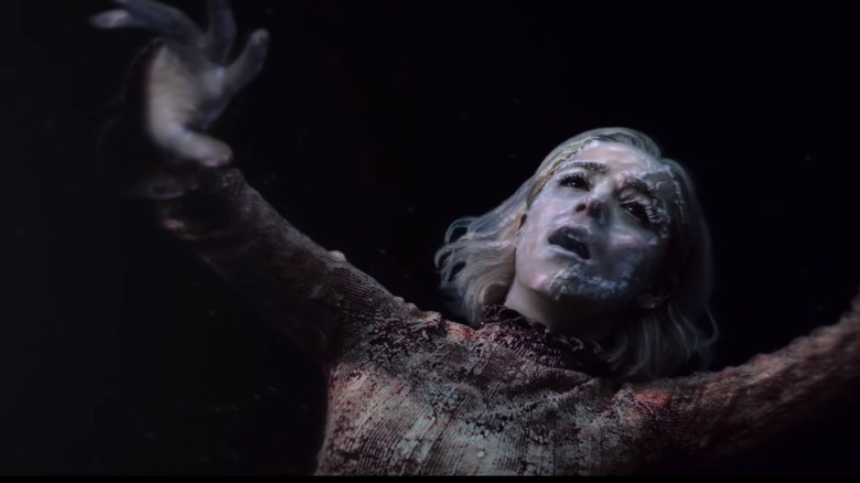 Scene from The Chilling Adventures of Sabrina