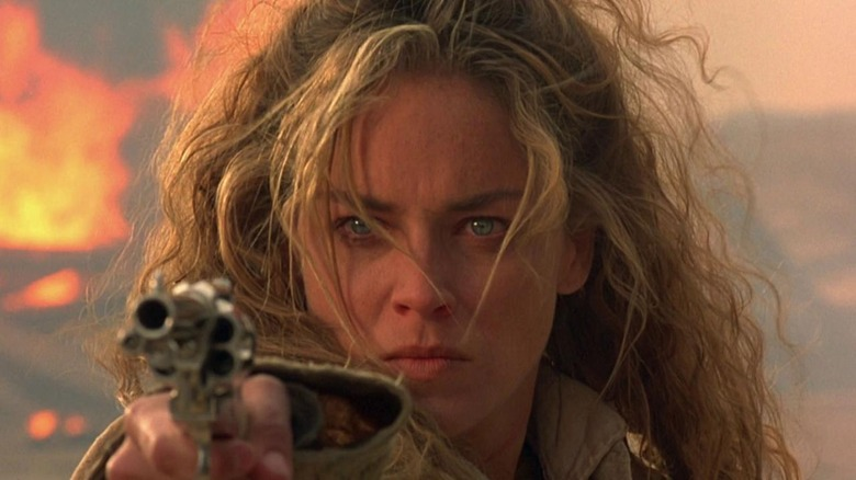 Sharon Stone in The Quick and the Dead