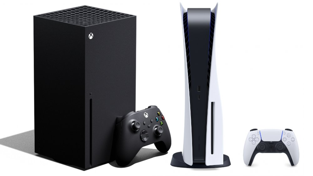 The Xbox Series X and PlayStation 5