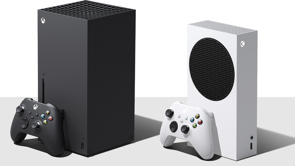 The Xbox Series X and Xbox Series S